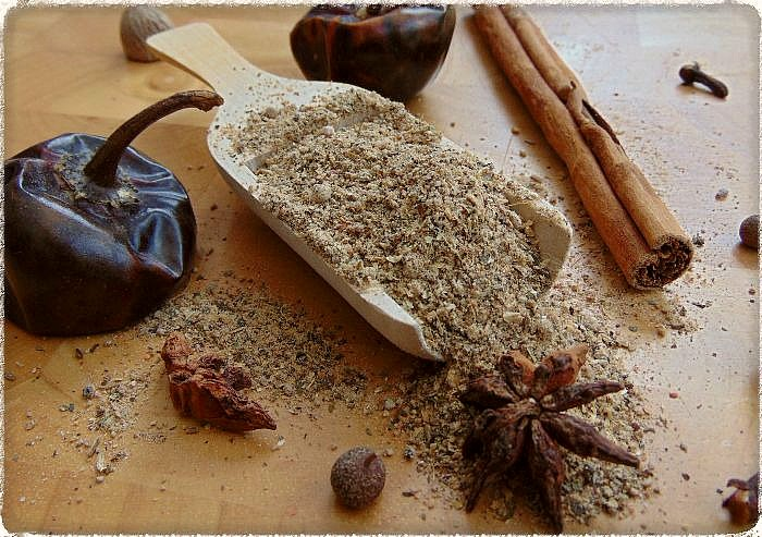 chat masala recipe
