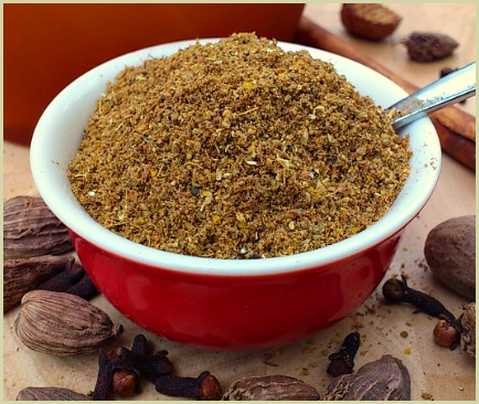 Masala spice powder