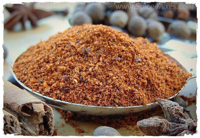 homemade pasilla chili seasoning