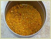 picture of homemade curry powder