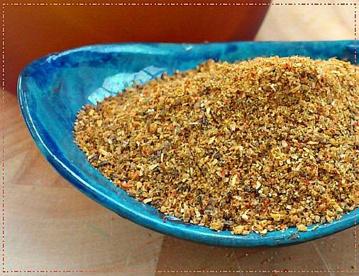Tabil spice mix