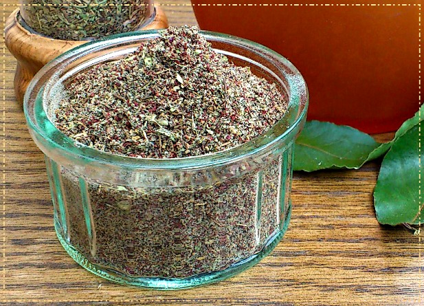 Zahtar spice mix